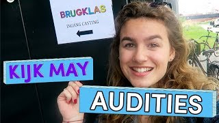 Audities - Kijk May | Brugklas seizoen 6