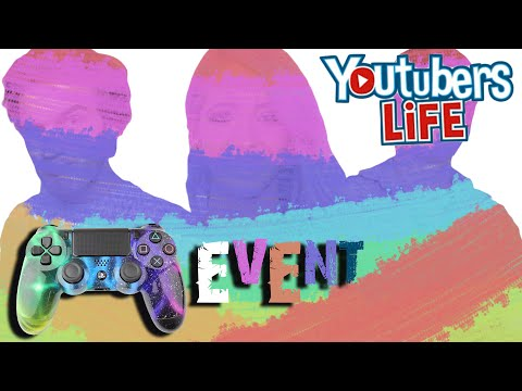 👏 GAMING EVENT + KETEMU YOUTUBERS  👏 |Part-3| - Youtuber's Life  Indonesia - ✔