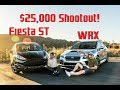 $25,000 Owners Review: Subaru WRX VS Ford Fiesta ST!!