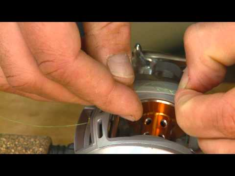 How To Spool Your Baitcaster: Jim Edlund. North American Fisherman