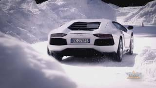 Lamborghini Winter Academy