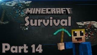 Minecraft Survival Part 14 - PAARDJE RIJDEN IS MOEILIJKER DAN GEDACHT!!
