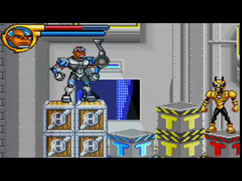 Let's Play Teen Titans (GBA) Part 01