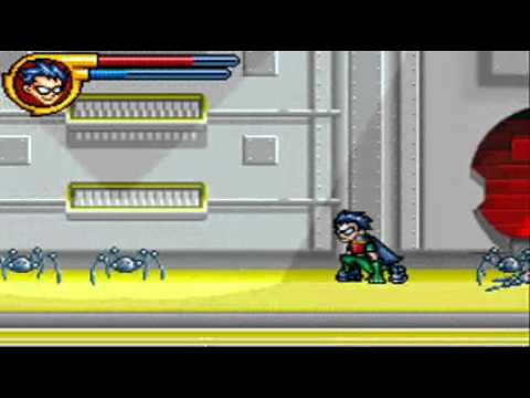 Lets Play Teen Titans (GBA) Part 01