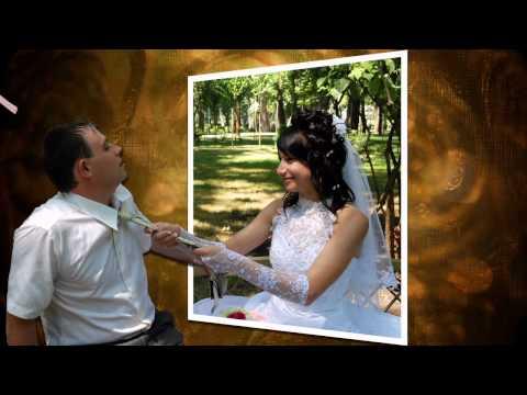 Как сделать слайд шоу для свадьбы