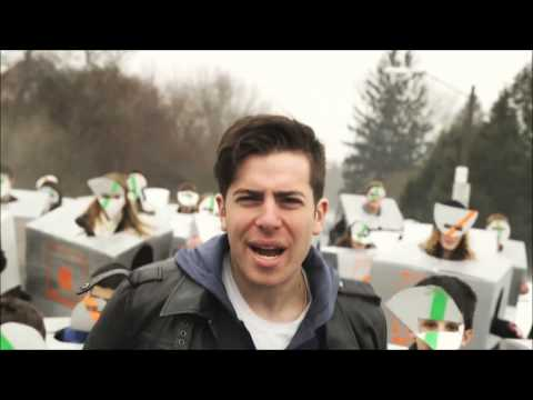 Hoodie Allen- You Are Not A Robot