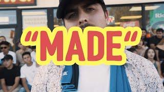 """Eddie Zuko - """"MADE"""" (Official Music Video)"""