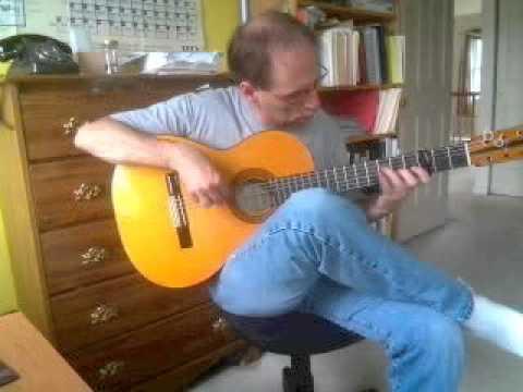 Alegrias falseta - Moraito