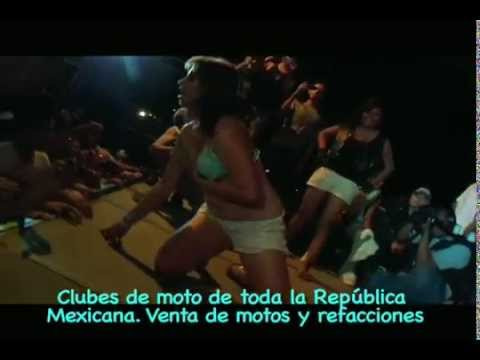 Moto Fiesta Guayabitos 2010, video oficial /  MOTORCYCLE FESTIVAL. SUPER LATINA PARTY
