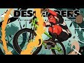 THE X-GAMES OF SUCKING! | Descenders (w/ H2O Delirious, Ohm, Rilla, & Squirrel)