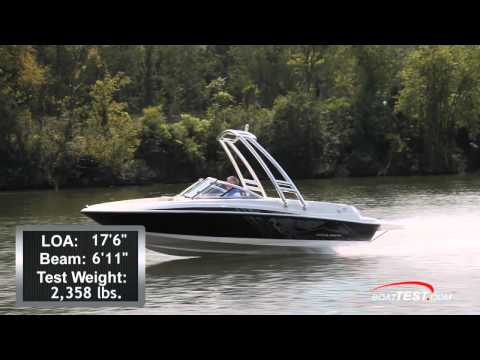 2012 Bayliner 175 BR Video Review