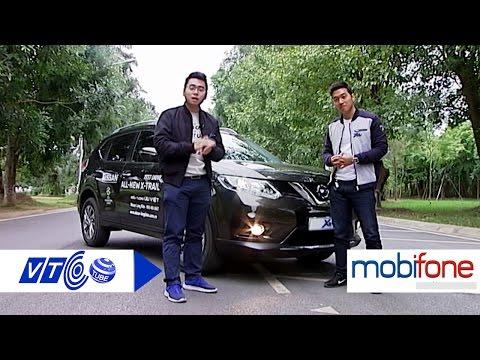 Nissan X-trail 2016: Lột xác hoàn toàn về thiết kế | VTC