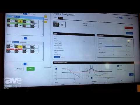 ISE 2015: Harman's AMX Announces Enova DGX 100 Series Platform with Revamped User Interface