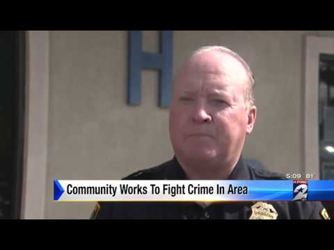 Montrose community works to fight crime in area