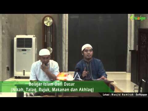 Ust. Muflih Safitra - Belajar Islam Dari Dasar (Nikah)