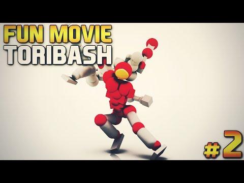 FUN MOVIE #2 sur TORIBASH (FUN Fails & Rage !) Avec BattleHalo...
