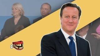 Cassetteboy - David Cameron's School Days // Bad Teeth