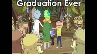 Every High School Graduation Ever feat. Morty Smith