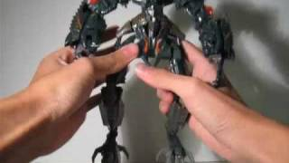Transformers ROTF Revenge of The Fallen The Fallen Review