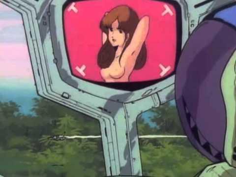 Naked Woman Hidden In Orguss Episode video