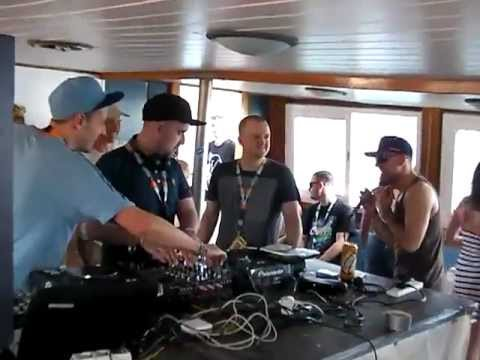 DUB PHiZiX_DISPATCH BOAT PARTY @ OUTLOOK 2012 [CROATIA]
