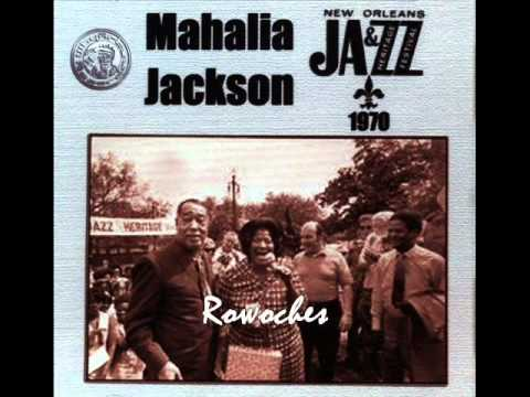MAHALIA JACKSON: The 1970 New Orleans Jazz & Heritage Fest (Part 4)