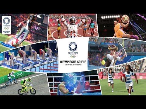 Olympische Spiele Tokyo 2020 – Das offizielle Videospiel [Let's Play][Gameplay][German][Deutsch]