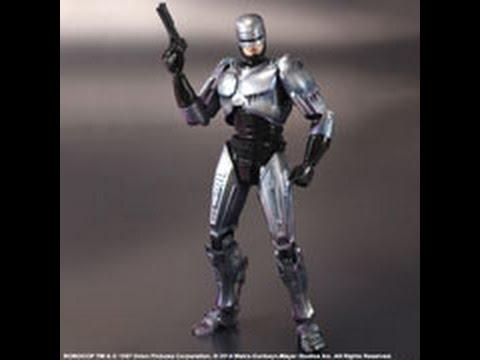figura  meca   de Robocop