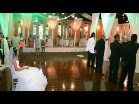 Daquan & Ravon's Wedding Celebration Performance