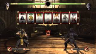Mortal Kombat (2011) - Test Your Luck - Scorpion (HD)