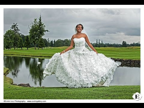 Ethiopia - Sexy Girl - Wedding Dress - Video, Image Of Hot Girl And Beautiful video