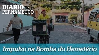 Impulso na Bomba do Hemet�rio