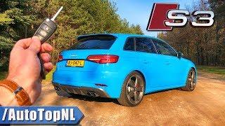 2019 Audi S3 Sportback REVIEW POV Test Drive by AutoTopNL