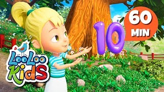 Number Song - Learn English with Songs for Children   LooLoo Kids
