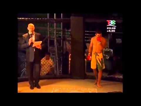 MixFight. Uzbekistan vs Tajikistan,Битва за титул Исмоила Сомони MMA 2014 HD