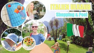 Pauline sagt Opa 😭 | Unsere Suite mit Whirlpool | Shopping in Italien | Isabeau