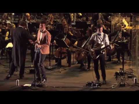 The Ghost performed by Efterklang & Sydney Symphony in Sydney Opera House