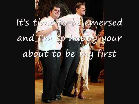 The Book Of Mormon - Baptize Me