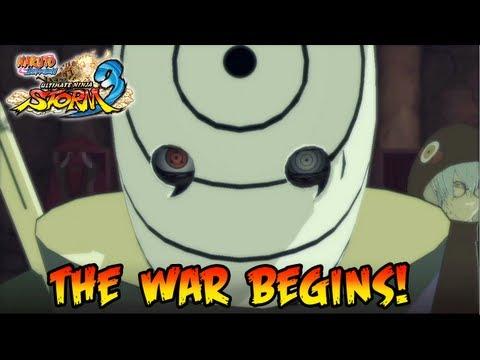 A guerra começa