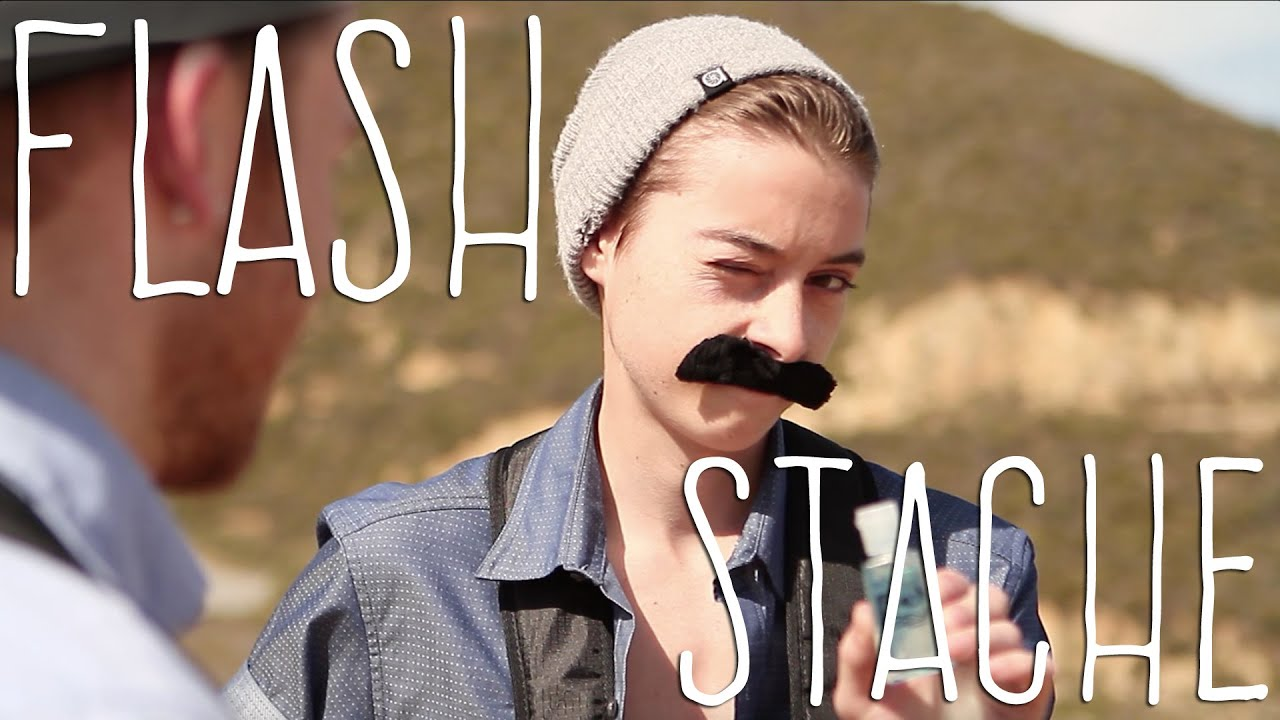 [Flash Stache] Video