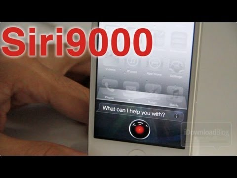 Siri9000 (HAL 9000) Theme