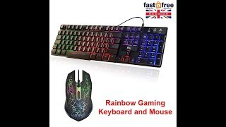 Gaming Keyboard And Mouse Review