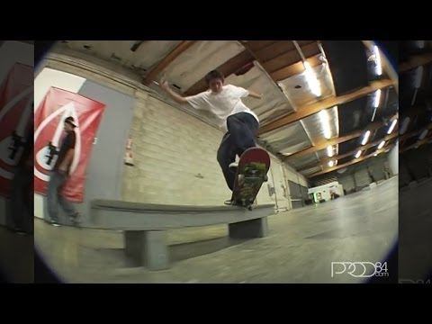 Torey Pudwill - Throwback Clips