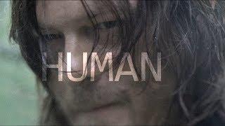 Daryl Dixon Tribute || Human [TWD]