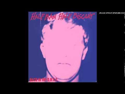 Half Man Half Biscuit - Albert Hammond Bootleg