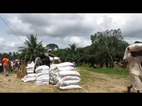 UN Ebola Emergency Response in Africa