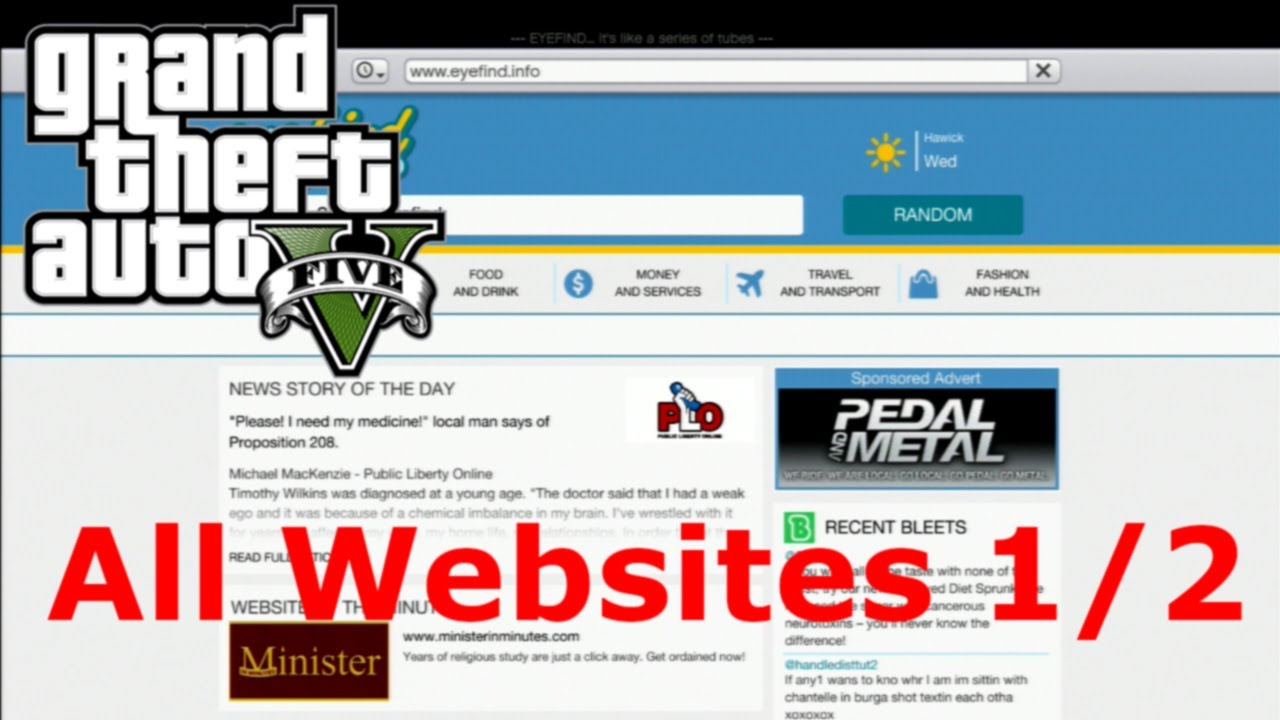 wikis gta All Websites