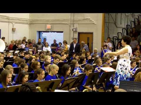 Bugler's Dream (Olympic Fanfare) - Lake Garda Band