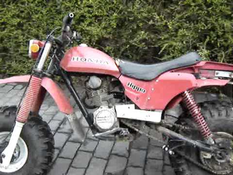 Honda 3 wheeler conversion