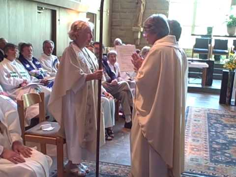 Roman Catholic Women Priests: Investiture with Pastoral Staff- Ordination of Four Women Bishops